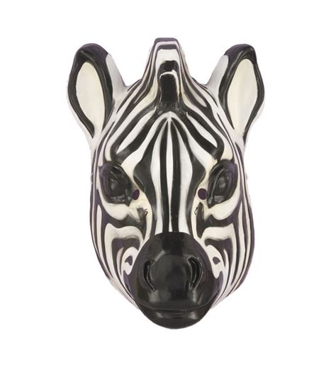 printable animal masks zebra zebra masks for kids images