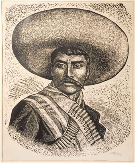 imagenes de emiliano zapata a lapiz retrato de emiliano zapata 3 museos