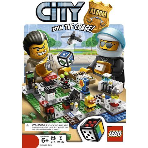 lego city alarm  kmart