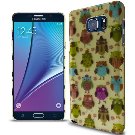 Casing Cover Samsung Galaxy Note 5 Hardcase Back Rearth Ringke Slim 1 phone for samsung galaxy note 5 fancy owl design slim back cover ebay