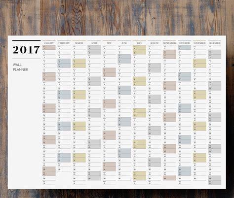Calendar Large Big Square Calendar Printable Calendar Template 2017