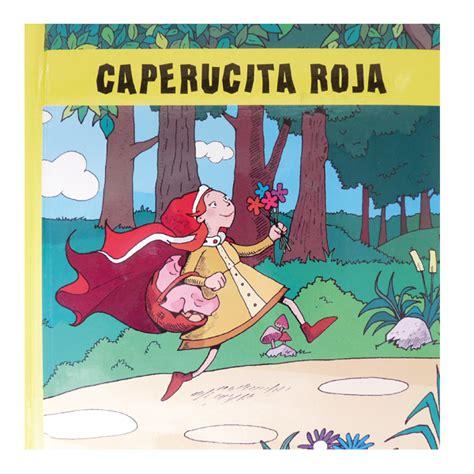 libro caperucita roja libro colecci 211 n cl 193 sicos la caperucita roja tiendita 161 as 237 me gusta aprender