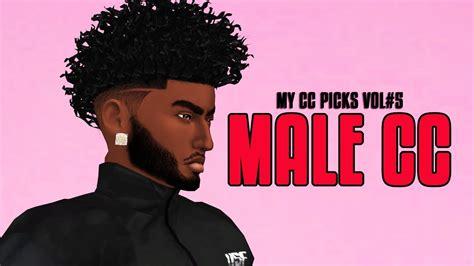 sims 4 guy hair cc the sims 4 cc picks vol 5 male clothes skin details