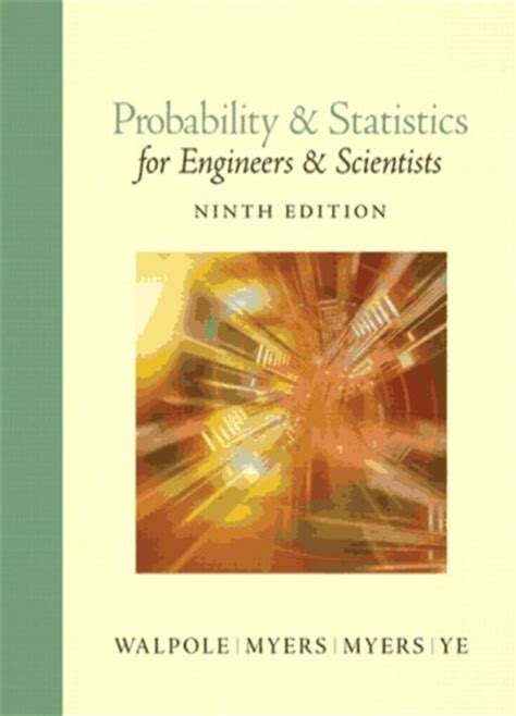 Probability And Statistics For Engineer 8ed read probability and statistics for engineers and