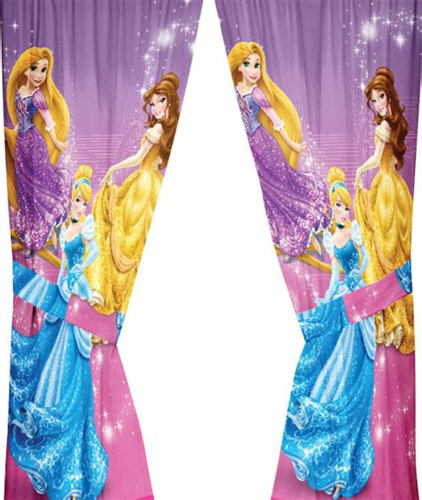disney window curtains disney princesses drapes cinderella glamour window