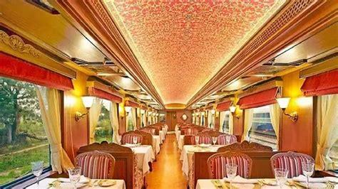 maharajas express unveils reved website luxury train railways maharaja express offering 50 discount on ticket