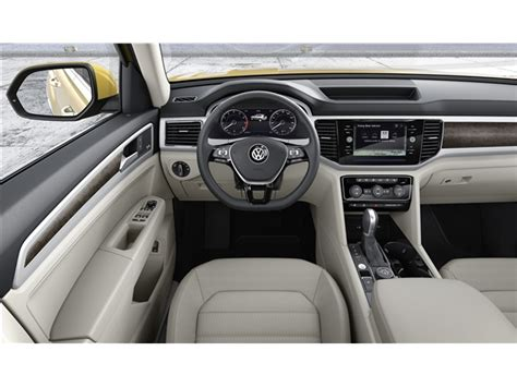 2018 volkswagen atlas interior volkswagen atlas prices reviews and pictures u s