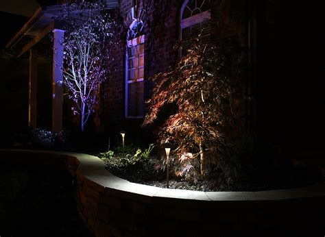 landscaping lights led led in ground well light 3 watt 31 lumens led well