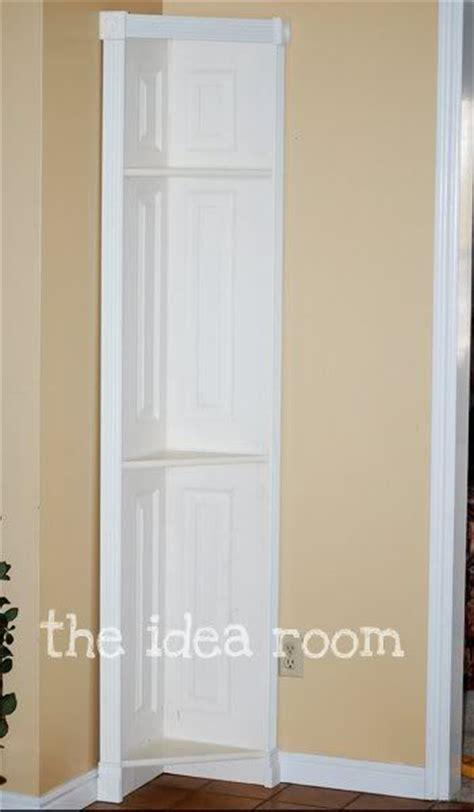 door corner shelf tutorial the doors folding doors and tutorials