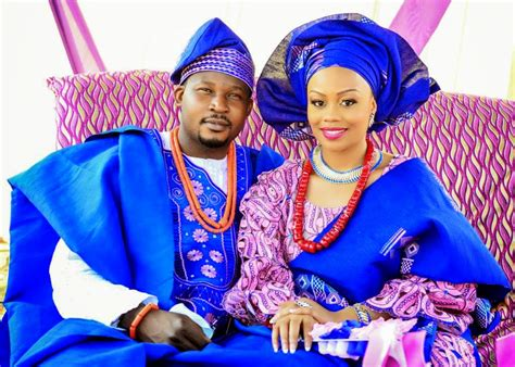 Yoruba Wedding Attire 2015 by The 8 Most Popular Indigenous Wedding Attires And