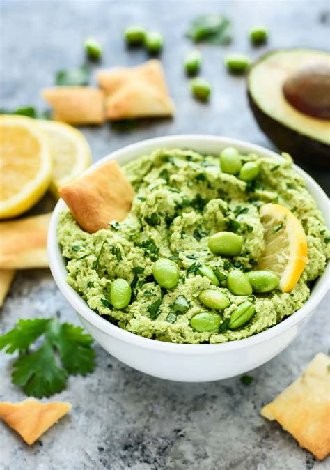 15 dinner recipes well plated by erin edamame avocado hummus well plated by erin mastercook
