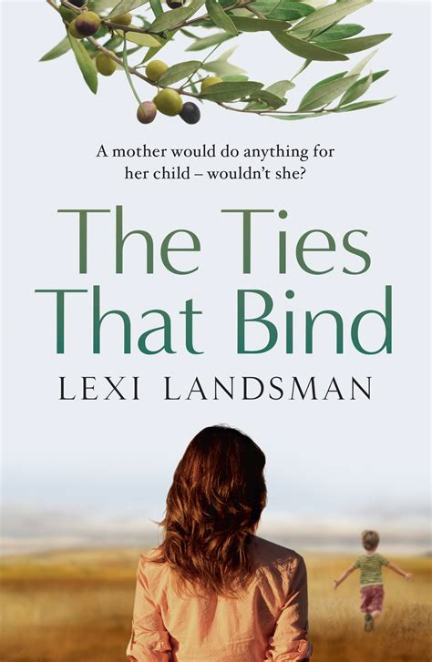 the ties that bind by landsman penguin books australia