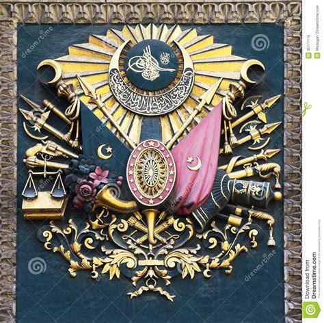 ottoman symbol ottoman empire symbol editorial photo image of ancient
