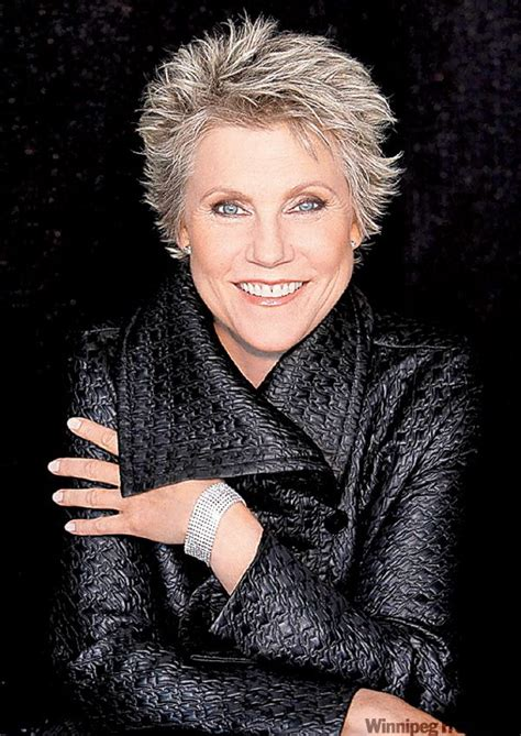 show me anne murray hair styles anne murray memoir blows the lid off image of fresh faced