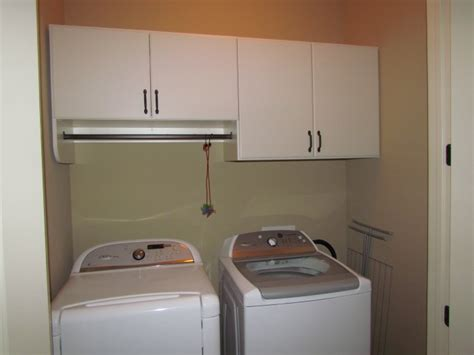 Laundry Room Cabinets With Hanging Rod Laundry Room Cabinets With Hanging Rod Manicinthecity