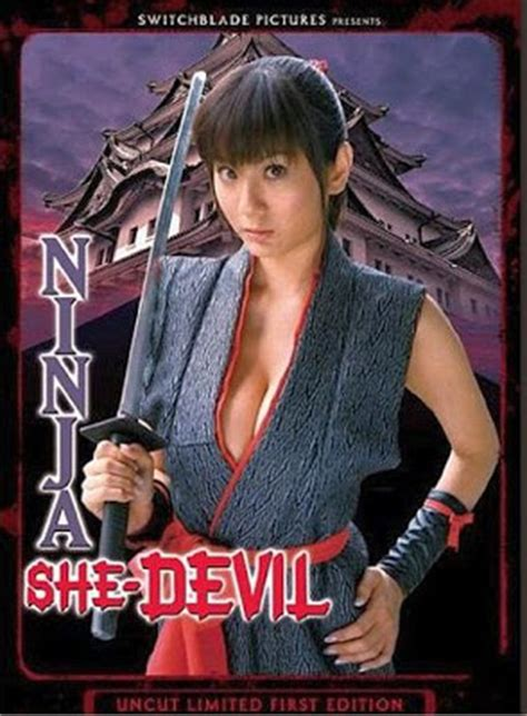 film semi ninja ninja she devil 2009 japanese action movie suphshare