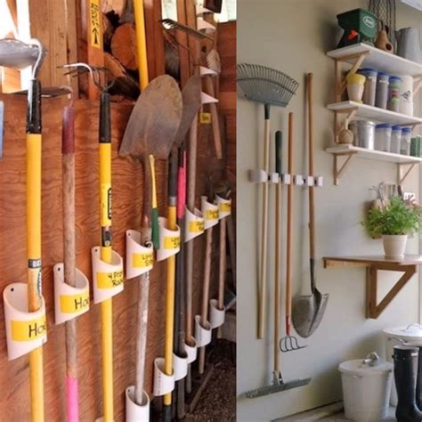 storage ideas diy 10 useful garage storage ideas diy