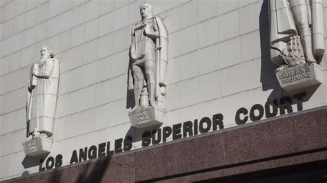 La County Superior Court Search Don T Disrespect Jurors Discourteous Judge Dinged