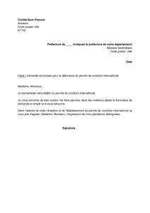 Exemple De Lettre Justificatif D Adresse modele lettre justificatif domicile