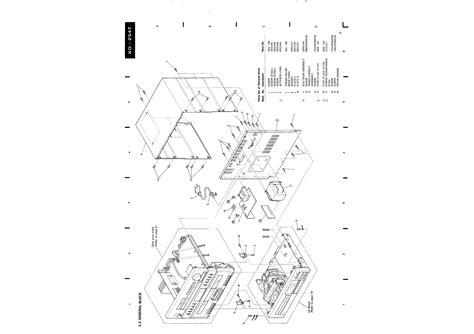 pioneer deh 43 wiring diagram pioneer get free image