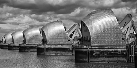 thames barrier open day thames barrier london uk keith truman canvas