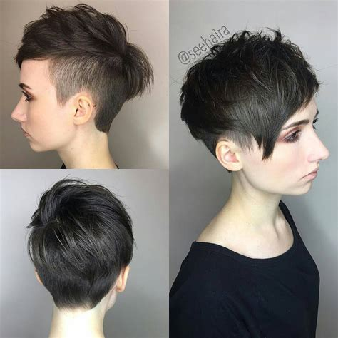 trendy haircuts for thick hair 30 trendy short hairstyles for thick hair love this hair