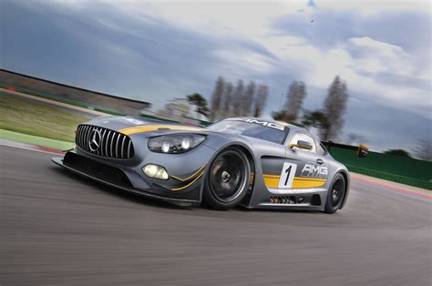 race car mercedes amg gt3 race car review randy pobst drives amg s