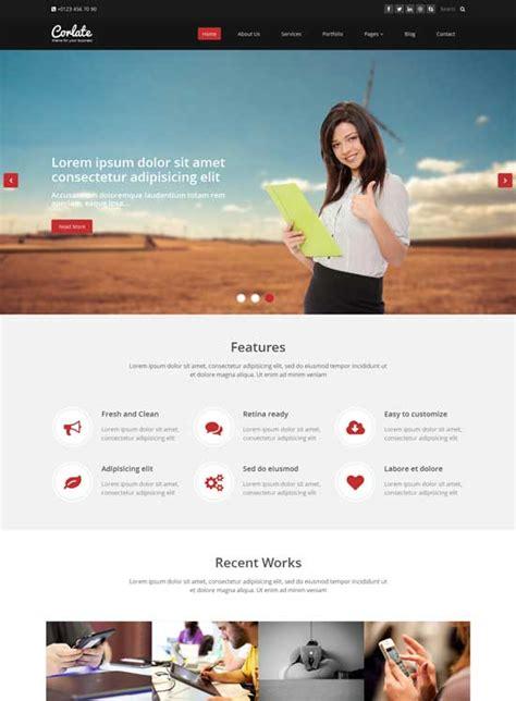 tutorial web design with bootstrap 25 free bootstrap template keren dan responsive humayraa