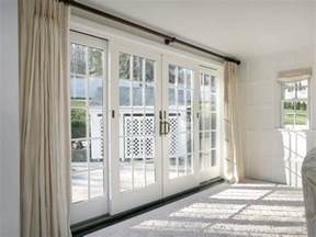 glass sliding patio doors best 25 sliding door treatment ideas on