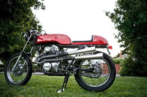 buy 1973 honda cb350 cafe racer all new on 2040 motos