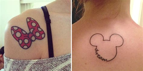 36 awesome disney themed tattoo designs