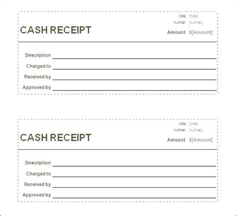 free printable blank receipt templates blank receipt viqoo club