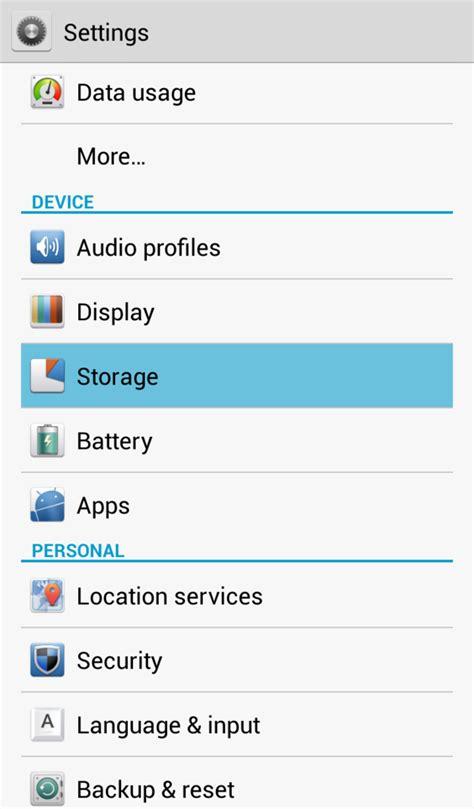 how to make sd card default storage set an sd card as your default storage visihow