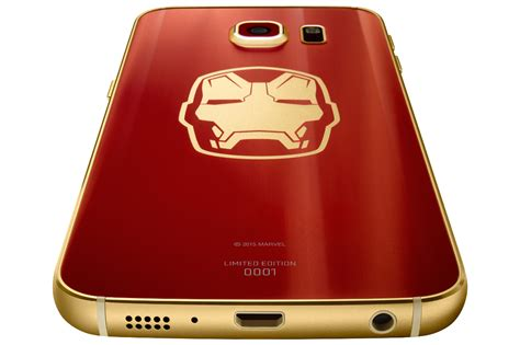 Samsung S6 Limited Edition galaxy s6 edge iron limited edition lands in korea 27