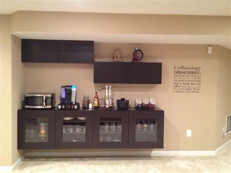 bar cabinets ikea coffee bar ikea besta cabinets bar home