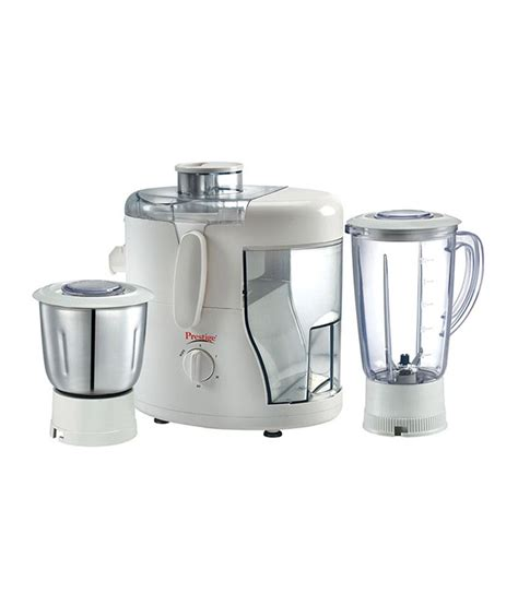 Juicer Jmg prestige ch jmg juicer mixer grinder white price in