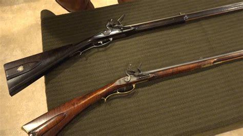 Handmade Flintlock Rifles - custom traditional flintlock muzzeloader longrifles