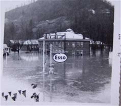 fanning funeral home wv flood of april 1977 fanning funeral home in welch wv