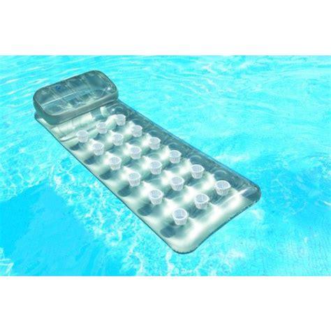 luchtbed gonflable matelas gonflable de piscine intex suntanner
