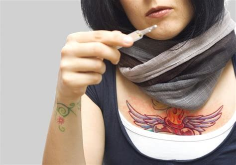 tattoo infection mild infected tattoo symptoms lovetoknow