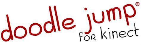 doodle jump logo doodle jump makes its way to the kinect gaming nexus