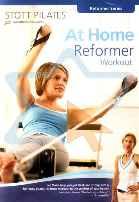 stott pilates at home reformer workout par moira