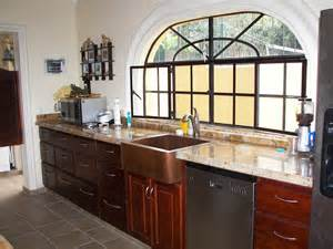 Kitchen With Copper Sink Copper Kitchen Sinks Mexican Sinks Tiles And Copper Sinks Colours Of Mexico