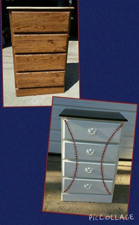baseball bedroom furniture 25 best ideas about baseball dresser on pinterest boys