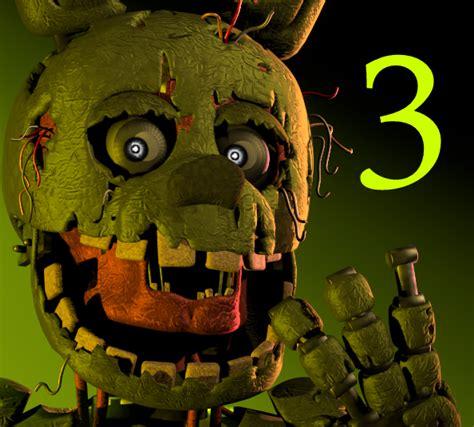 imagenes extrañas de fnaf 3 fnaf 3 icon by drgoldenstar on deviantart