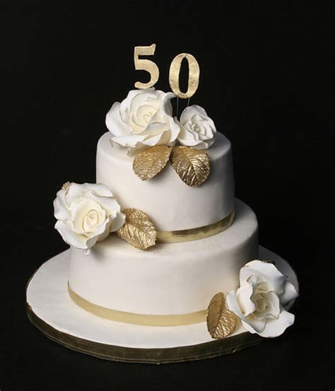 50th Wedding Anniversary Cakes by 50th Wedding Anniversary Cakes