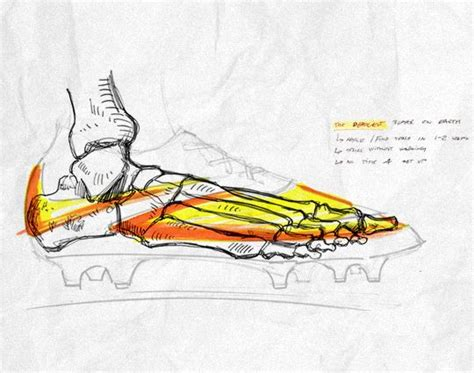 boat cleat drawing design sketches for the new nike hypervenom soccer cleats