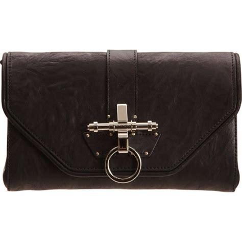 Givenchy Antigona Crocodile Nilo 550 black clutch handbag from givenchy fashion belief