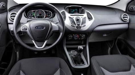 interni ford ford nuova ka listino prezzi 2018 consumi e dimensioni