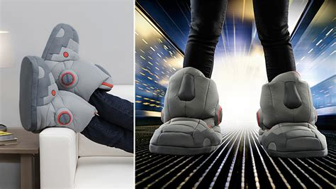 robot slippers with sound robot sound effect slippers make your cyborg